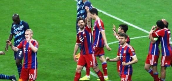Bayern Munique mais perto do sonho europeu