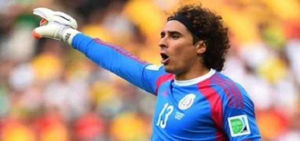 Guillermo Ochoa apunta a Copa Oro