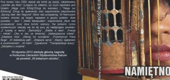 Namiętność niejedno ma imię / fot. okładka książki
