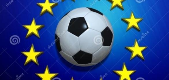 O futebol estrelado da Europa