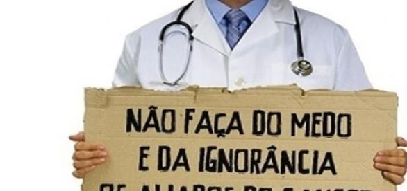 Os sintomas da doença podem exigir exames médicos.