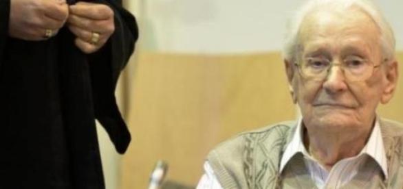 Oskar Gröning começou a ser julgado na Alemanha