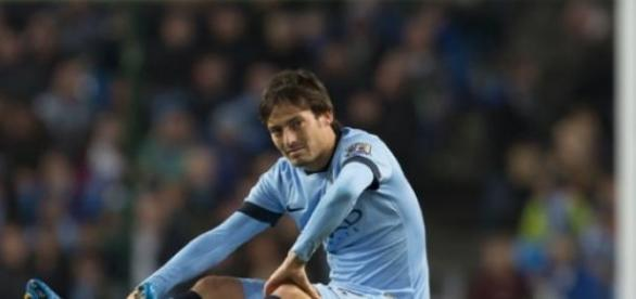 Silva's expression sums up City's season
