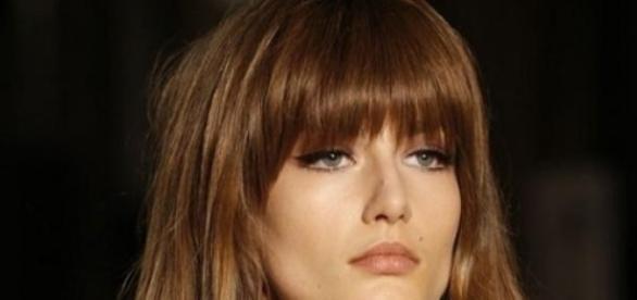 Taglio capelli lunghi moda immagini
