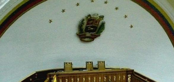 Asamblea Nacional, sede del poder legislativo