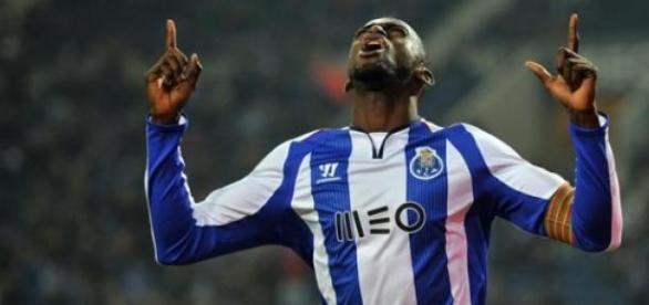Jackson Martínez marcou o único golo do FC Porto