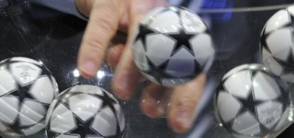 UEFA vai fazer mudanças no sorteio da Champions
