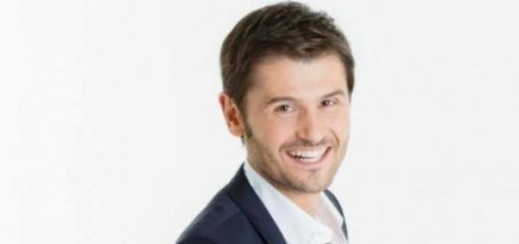 Christophe Beaugrand, animateur à TF1.