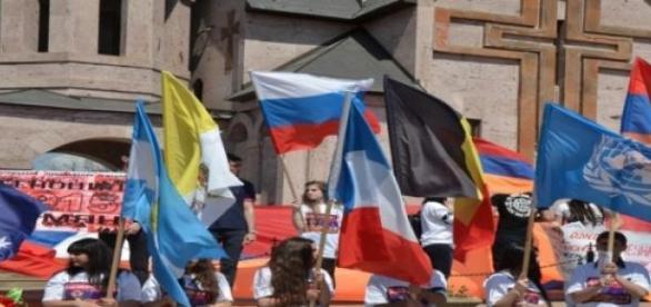 Commémorations du génocide arménien