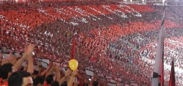 Flamengo na terceira fase da Copa do Brasil