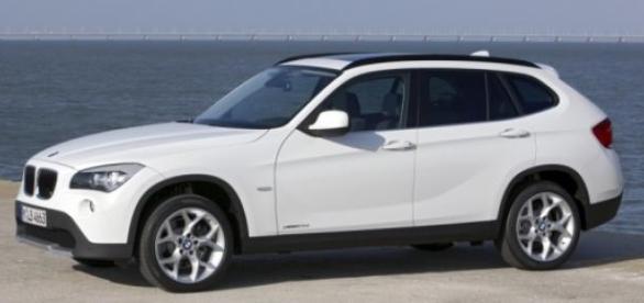 Motorista conduzia uma viatura de marca BMW