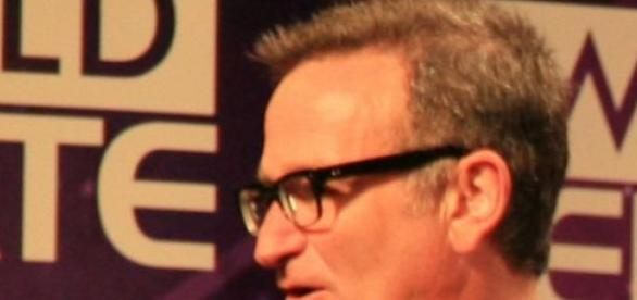 Robin Williams, at the 2008 BBC World Debate.