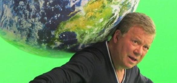 Shatner seeks a solution to another major issue