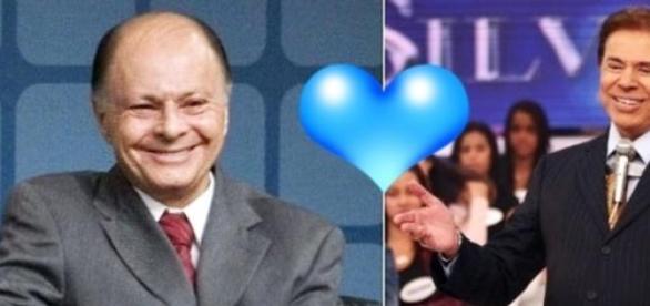 Silvio Santos doa tempo de programa para Macedo