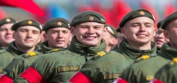 Siły wojskowe Federacji Rosyjskiej