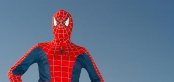 Spiderman kommt wieder in die Kinos