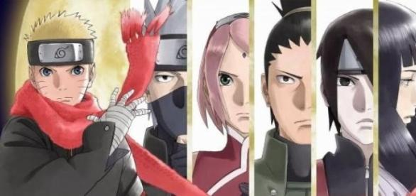 The Last: Naruto o filme estreia em maio