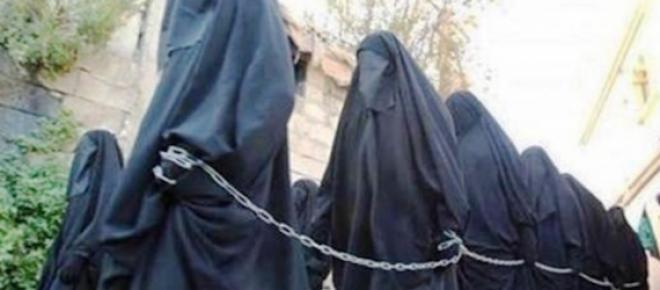 Femeile sclave din Statul Islamic