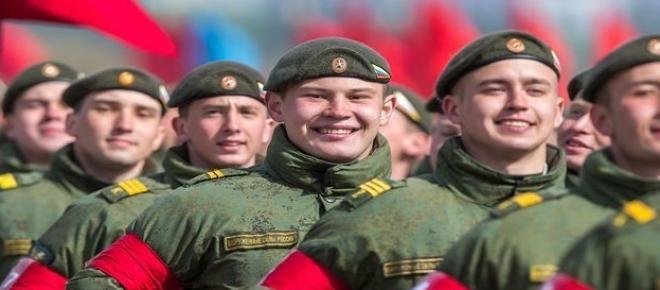Siły wojskowe Rosji (fot: oficjalna strona rosyjskiego MO)