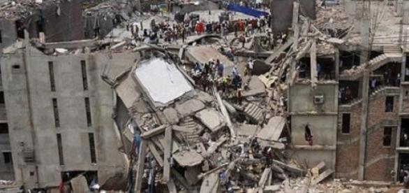 El accidente de Rana Plaza produjo 1.134 muertes