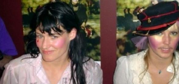 """No somos tímidas"", aclaran Bianca y Sierra"