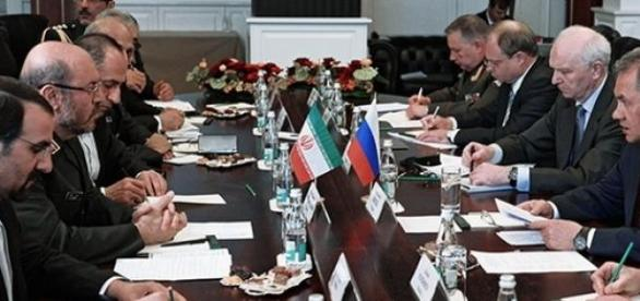 Reuniune internationala la Moscova