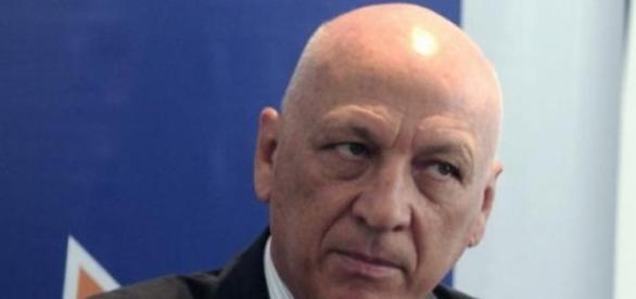 Antonio Bonfatti, Gobernador de Santa Fe (Télam)