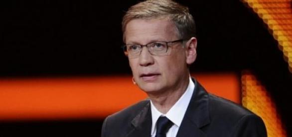 Günther Jauch- beliebtester Moderator Deutschlands