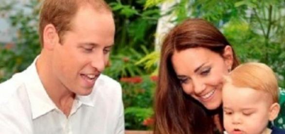 Kate e William esperam a chegada do segundo filho.