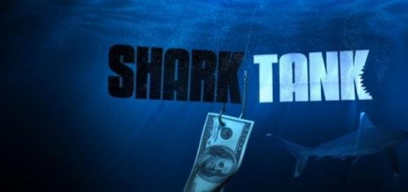 Logotipo do programa Shark Tank