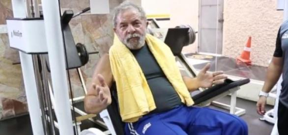 Lula está se preparando para a corrida de 2018?