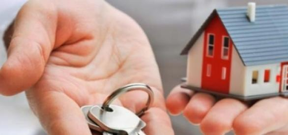 Oportunidade de conseguir a casa própria
