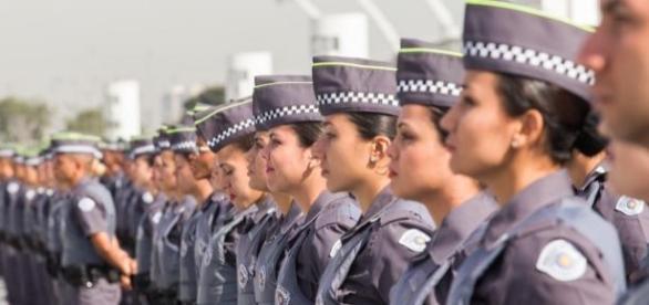 Polícia Militar do Estado de SP abre concurso
