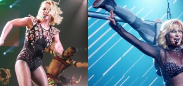 Britney Spears arrasou em Las Vegas