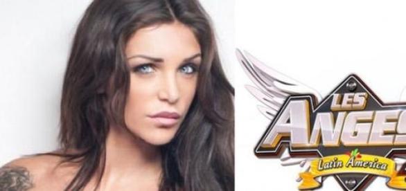 Julia Paredes des Anges 7 actuellement sur NRJ12