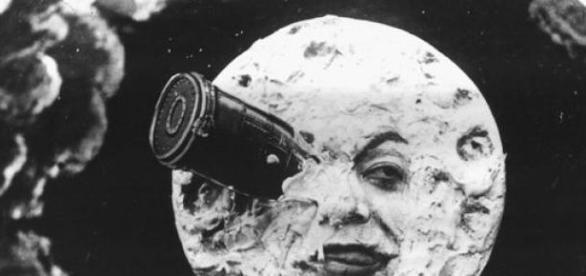 Le Voyage dans la lune, de Georges Méliès.