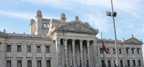 Algunos actos fueron en el Palacio Legislativo