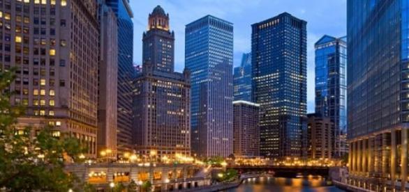 Bolsas para jornalistas em Chicago.