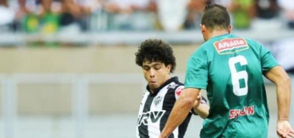 Caldense e Atlético MG ficaram no 0x0