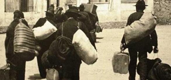 Când imigranții ilegali erau italienii