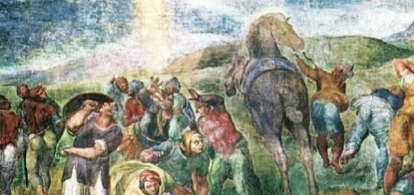Convertirea lui Pavel la crestinism