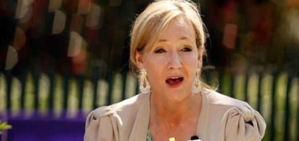 J. K. Rowling napisała kolejną powieść