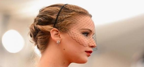 Jennifer Lawrence: Korb für Prinz Harry.