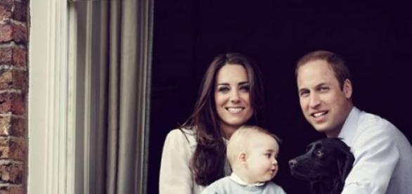Kate i Williamczekają na nowego potomka