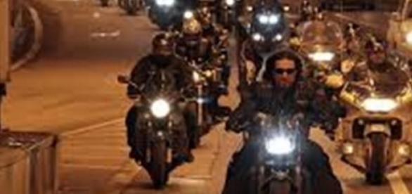Klub motocyklowy Nocne Wilki