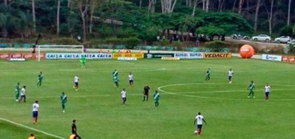 Lance de Vitória da Conquista 3x0 Bahia