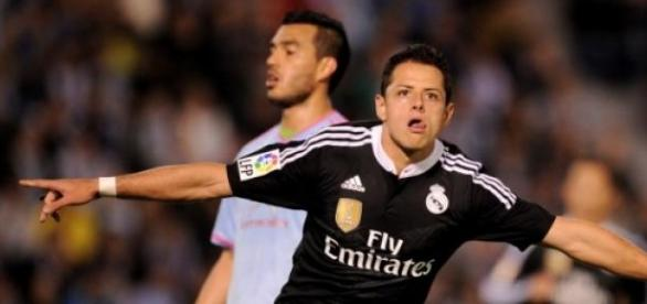 """Chicharo"" firma doblete ante el Celta de Vigo"