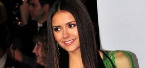 Vampire Diaries-Star Nina Dobrev.