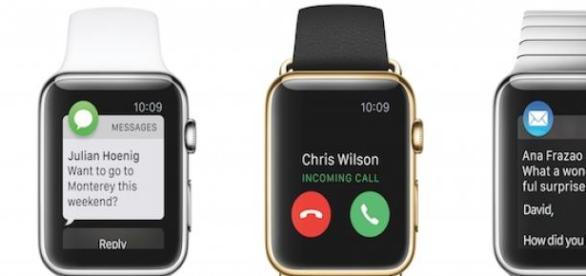 Apple sold around 2 million Watches already.