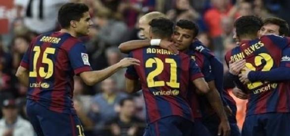 Barcelona sigue con paso firme